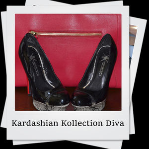 Kardashian Kollection Shoes - EUC | Kardashian Kollection Diva